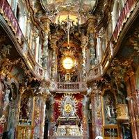 Das Foto wurde bei Asamkirche (St. Johann Nepomuk) von Sergey I. am 5/4/2013 aufgenommen