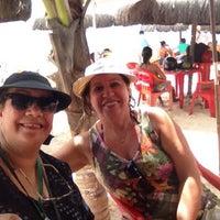 Photo taken at Piscina Do Calhau Residence by Maria De Fátima B. on 7/2/2015