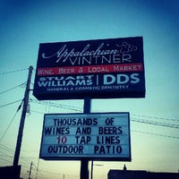 Photo taken at Appalachian Vintner by Ask Asheville h. on 3/20/2013