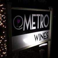 Photo taken at Metro Wines by Ask Asheville h. on 1/21/2014