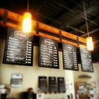 Photo taken at High Five Coffee Bar by Ask Asheville h. on 1/3/2013