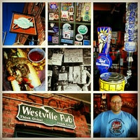 Photo taken at Westville Pub by Ask Asheville h. on 1/7/2013