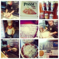 Photo taken at Frank's Roman Pizza by Ask Asheville h. on 7/25/2013