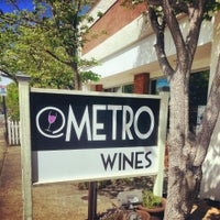 Photo taken at Metro Wines by Ask Asheville h. on 5/6/2013