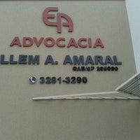 Photo taken at EA Advocacia by Guilherme A. on 11/2/2013