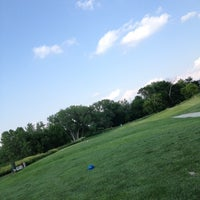 Photo taken at Eagle Run Golf Course by Chelsea K. on 6/10/2014