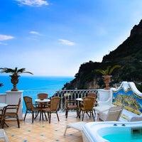 Photo taken at Palazzo Marzoli Resort Positano by Palazzo Marzoli Resort****, Positano on 1/26/2014