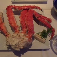 Photo taken at The Oceanaire Seafood Room by Jon c. on 10/25/2014