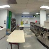 Photo taken at Whitewash Laundromat by Thompson on 11/29/2012