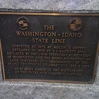 Photo taken at Centennial Trail - Stateline by Bill B. on 6/29/2014