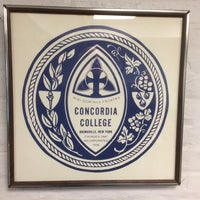 Photo taken at Concordia College by Philip T. on 2/26/2016