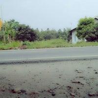 Photo taken at Lintas Sumatera (Teb.Tnggi-Medan) by Winda W. on 12/28/2013