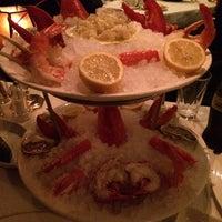 Photo taken at Rib N Reef Steakhouse by Lisa K. on 5/21/2014