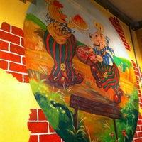Photo taken at La Porchetta Pollo Bar by Anna L. on 2/7/2013