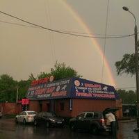 Снимок сделан в Спорт-паб пользователем Andrey 5/22/2013