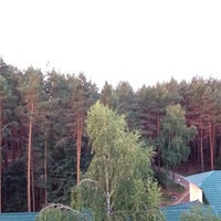 Photo taken at Санаторий Мокша by Volera Q. on 8/18/2014