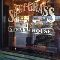 Photo taken at Saltgrass Steak House by John Paul O. on 2/25/2013