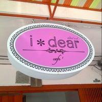 Photo taken at I*dear Cafe by BONTRP on 1/16/2013