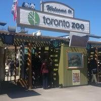 Photo taken at Toronto Zoo by Thamer on 4/19/2014
