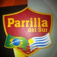 Foto tirada no(a) Parrilla del Sur por Flavia M. em 9/29/2012