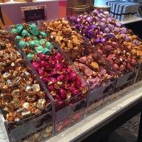 Photo taken at Godiva Chocolatier by Ployposs on 7/21/2016