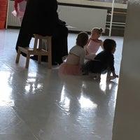 Photo taken at Balletschool Almere by Runja on 1/18/2017