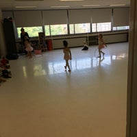 Photo taken at Balletschool Almere by Runja on 9/20/2017
