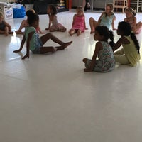 Photo taken at Balletschool Almere by Runja on 6/21/2017