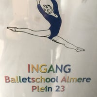 Photo taken at Balletschool Almere by Runja on 9/6/2017