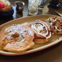 Photo taken at Snooze by Spencer S. on 5/7/2013