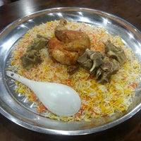 Photo taken at Al Hambra Nasi ARAB by Osman O. on 10/18/2014