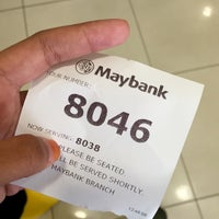 Photo taken at Maybank by Ezzy Husna A. on 3/14/2016