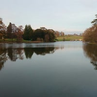 Photo taken at Compton Verney Art Gallery & Park by Michael O. on 12/8/2013
