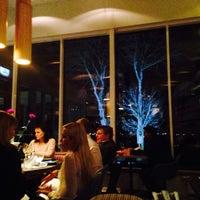 Photo taken at NOA restoran by Grigori R. on 3/8/2014