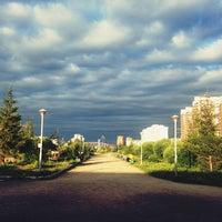 Photo taken at Могилевский дворик by Ann B. on 7/14/2014