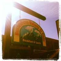 Photo taken at Butterhorn Bakery &  Cafe by Seth C. on 6/28/2013