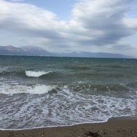 Photo taken at Surf Point Χαλκουτσι by Manolis C. on 5/2/2016