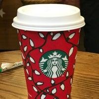 Photo taken at Starbucks by SΔRΔ on 12/17/2017