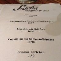 Photo taken at Sascha Rotisserie & Bar by Björn F. on 12/26/2013