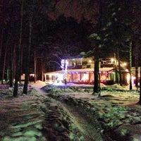 Снимок сделан в Николина гора пользователем Anton 1/13/2013