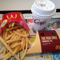 Photo taken at McDonald's by まこと on 2/14/2017