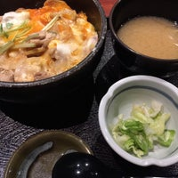 Photo taken at 鳥元 コラル三鷹店 by Tomoaki S. on 12/8/2014