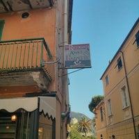 Photo taken at gli amici della piazzetta by Altan A. on 7/17/2013