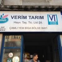 Photo taken at Verim tarim by İsmail_Neslihan on 1/29/2014