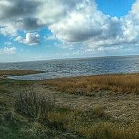 Photo taken at Hemmet Strand by Thomas D. on 3/23/2014