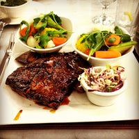 Photo taken at The Butcher Shop & Grill by Ahmet a. on 8/6/2013
