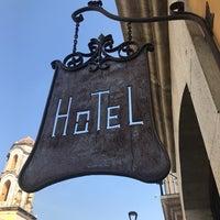 Photo taken at Hotel Casantica by Barbara C. on 5/26/2017