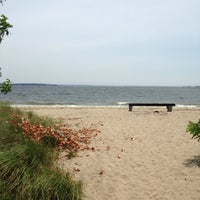 Photo taken at Gaspee point by Rachel G. on 7/1/2014