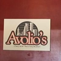 Photo taken at Avolio's Italian Restaurant by Leonard Jp M. on 1/29/2017