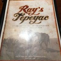 Photo taken at Ray's Tepeyac by Leonard Jp M. on 7/14/2016